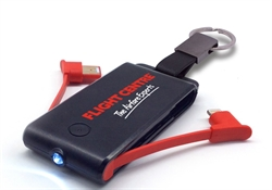 Portable Key Chain Charger