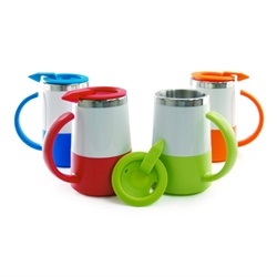 Two-color Double Stainless Steel Cup
