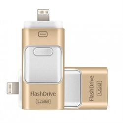 3 in 1 OTG USB Flash Drive